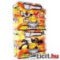 Eladó mini Igazság Ligája figura szett - Batman, Cyborg, Element Woman 4db mini figura