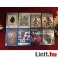 Eladó PS2 játékok 8db