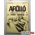 Apolló 1. Júlia és a Nők (Balogh László) 1990 (3kép+tartalom) Erotikus