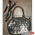 Új, bronz, csillámló szuper jó party táska.
