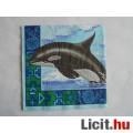 Eladó szalvéta - delfin