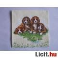 szalvéta - kutyák