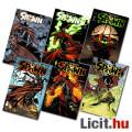 Eladó Spawn 01-06. szám v2 képregény sorozat - teljes füzet sorozat egyben, Új állapotú magyar nyelvű Todd