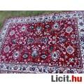 Eladó Indiai Kasmír kézi csomózású, élénk színekben pompázó gyapjú szőnyeg,