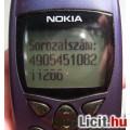 Nokia 6110 (Ver.15) 1998 Működik 30-as (15képpel)