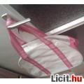 Bézs-pinkt táska, új, szuper! Csere ?
