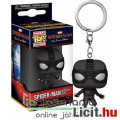Eladó 3cmes Funko POP figura Spider-Man Far From Home Stelath fekete Pókember figura - nagyfejű Marvel szu