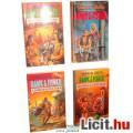 Eladó xx Használt könyv - 4db Simon R Green Hawk és Fisher - Korcsfajzat átka, Minden a győztesé, Harc a b