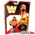 Eladó Retro 12cm-es WWE Seth Rollins Pankrátor figura - Hasbro WWF Wrestling stílusú új Mattel Pankráció f