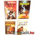 Eladó xx Használt könyv - 4db Robert E Howard, Koponyák Holdja, Conan, Árnykirályok, Tneger Tigrisei - rég