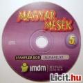 Magyar Mesék 5 CD-ROM Jogtiszta Használt (Kód nélkül) 2db képpel :)