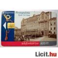 Telefonkártya 1999/12 - Postapalota (2képpel :)