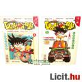 Eladó Magyar képregény - Dragon Ball / Dragonball Manga képregény 04, 06. szám teljes szett - magyar nyelv