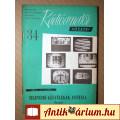 Eladó MHS Rádióamatőr Füzetei 34. Televízió Készülékek Javítása (Tavasz)1962