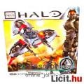 Eladó 169 elemes Halo Mega Bloks - Light Assault VTOL repülő +2db mozgatható minifigura felszereléssel épí