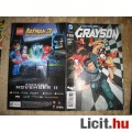 Grayson képregény 4. száma eladó!