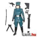 Eladó 10cm-es Star Wars figura - Rose First Order Officer Disguse figura pisztollyal és puskával birodalmi