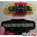 Kerékpár Hátsó Lámpa 3+2LED-es 7-funkciós (rendben működik) Ver.2