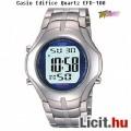 Eladó Teljes kör alakú digitális kijelzős, Casio Edifice  Quartz EFD-100, fé