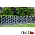 Eladó UJDONSÁG! urnafal műkő elem hexagon kolumbárium építő fakk