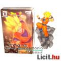 Eladó 10-14cm Dragon Ball Super / Dragonball Z figura - Banpresto SoulXSoul SSJ Goku - gyűjtői PVC szobor