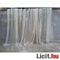 Eladó Törtfehér fényáteresztő kész függöny 120 x 400 cm